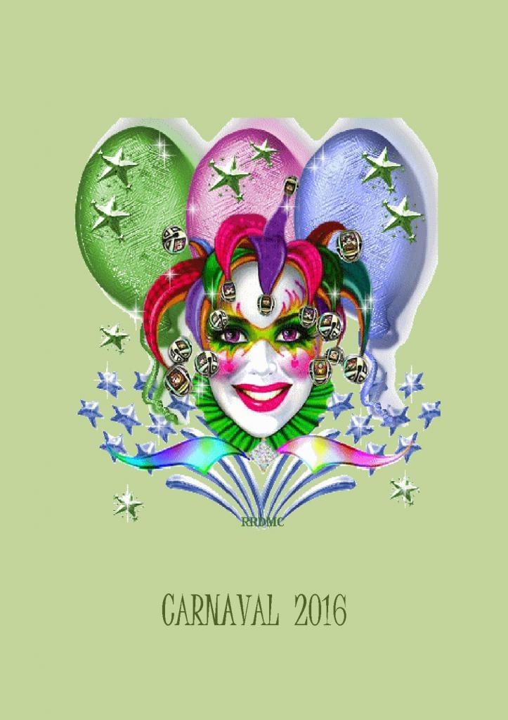 Carnaval bussières