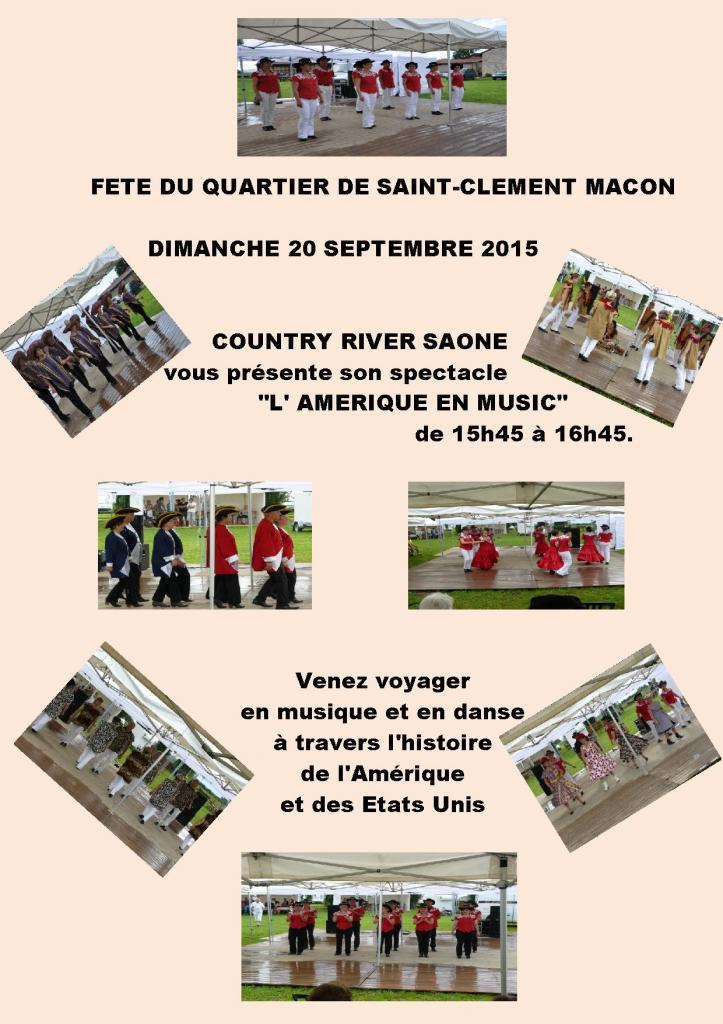Fête du quartier St-Clément
