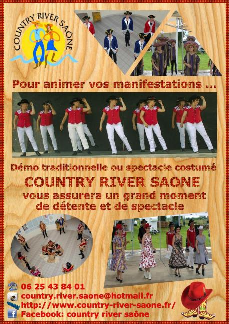 Affiche groupe demo